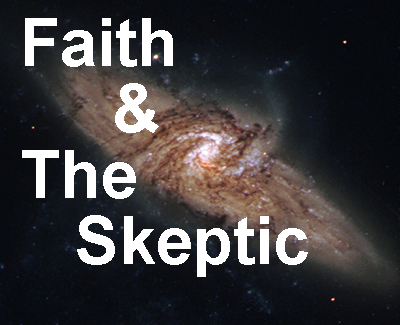 Faith and the skeptic - Doubting Thomas